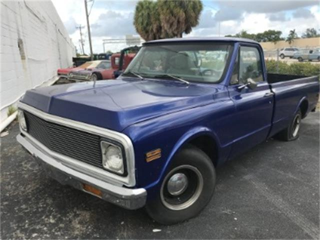 1971 Chevrolet C/K 10 (CC-1426742) for sale in Miami, Florida