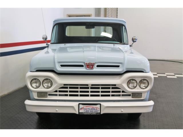 1960 Ford F100 (CC-1426748) for sale in San Ramon, California