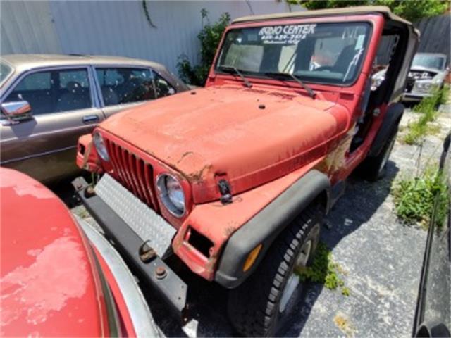 1997 Jeep Wrangler (CC-1426754) for sale in Miami, Florida