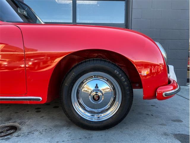 1957 Porsche 356A (CC-1426772) for sale in Costa Mesa, California