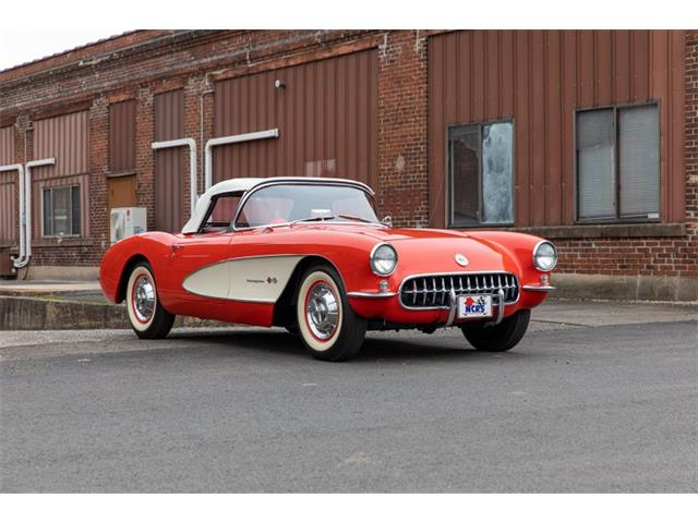 1957 Chevrolet Corvette (CC-1426773) for sale in Wallingford, Connecticut