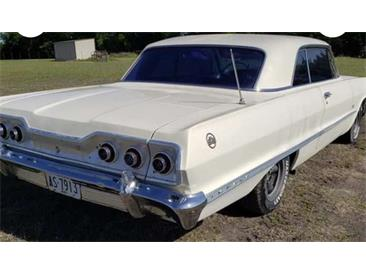 1963 Chevrolet Impala SS (CC-1426783) for sale in Midlothian, Texas