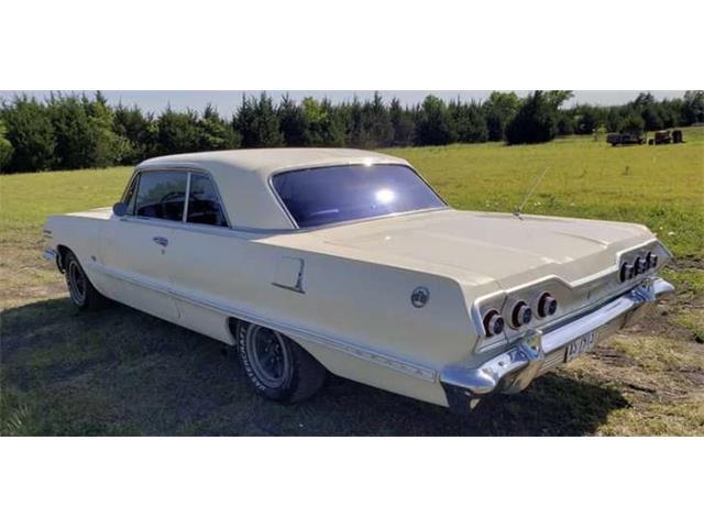 1963 Chevrolet Impala SS (CC-1426783) for sale in Midlothian, Texas