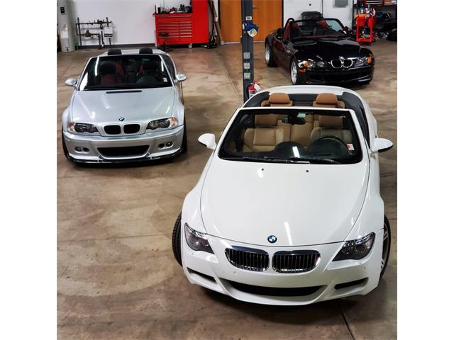 2009 BMW M6 (CC-1426790) for sale in Gurnee, Illinois