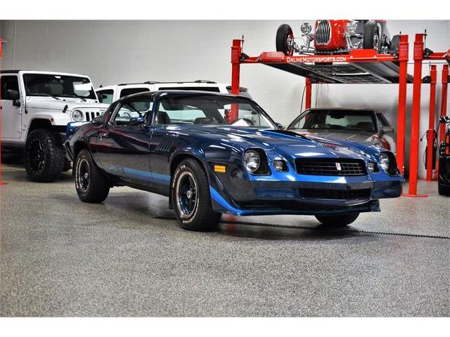 1979 Chevrolet Camaro Z28 (CC-1426796) for sale in Plainfield, Illinois