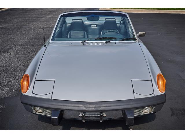1973 Porsche 914 (CC-1426807) for sale in O'Fallon, Illinois