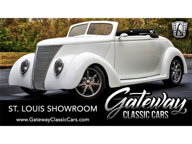 1937 Ford Cabriolet (CC-1426811) for sale in O'Fallon, Illinois