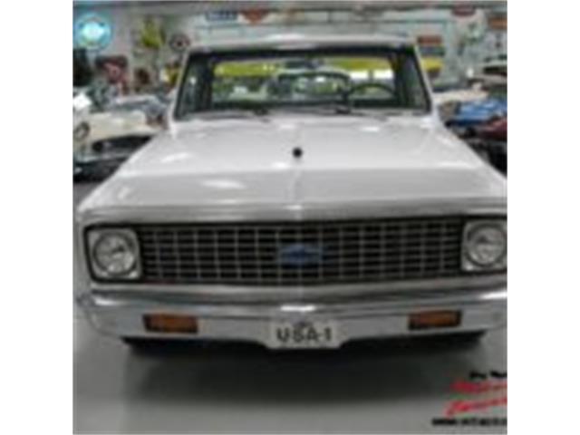1972 Chevrolet Cheyenne (CC-1426825) for sale in Summerville, Georgia