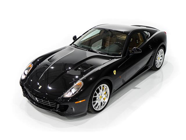2011 Ferrari 599 GTB (CC-1426826) for sale in Montreal, Quebec