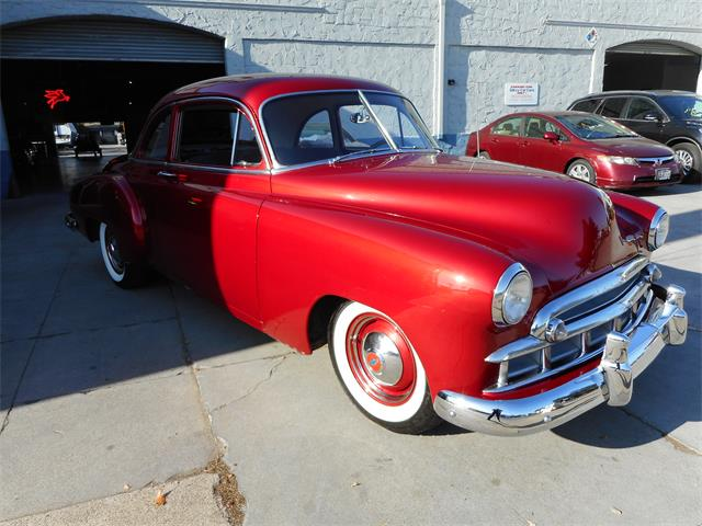 1950 Chevrolet Deluxe Business Coupe (CC-1426835) for sale in Gilroy, California