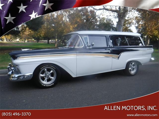 1957 Ford Ranch Wagon (CC-1426845) for sale in Thousand Oaks, California