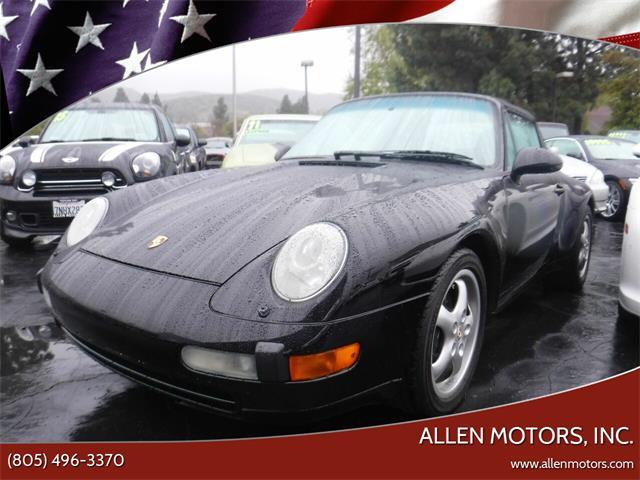1995 Porsche 911 (CC-1426846) for sale in Thousand Oaks, California