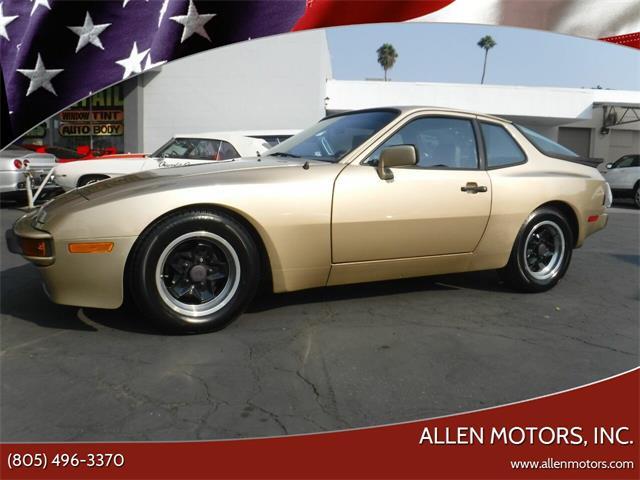 1984 Porsche 944 (CC-1426849) for sale in Thousand Oaks, California