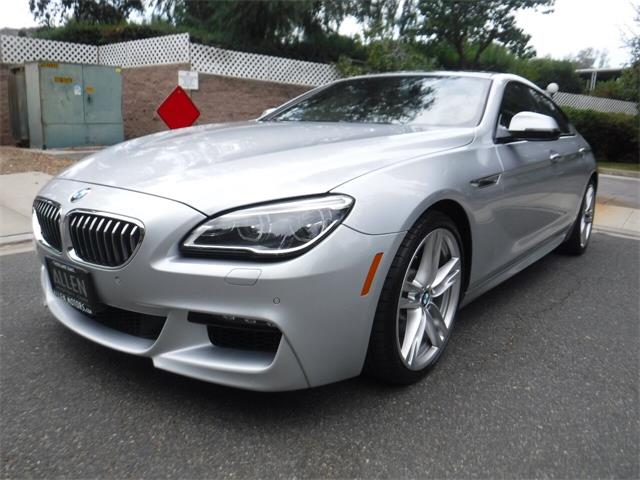2017 BMW 6 Series (CC-1426850) for sale in Thousand Oaks, California