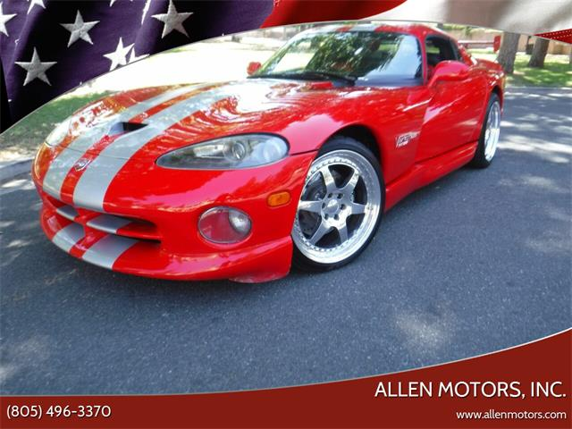 1997 Dodge Viper (CC-1426851) for sale in Thousand Oaks, California