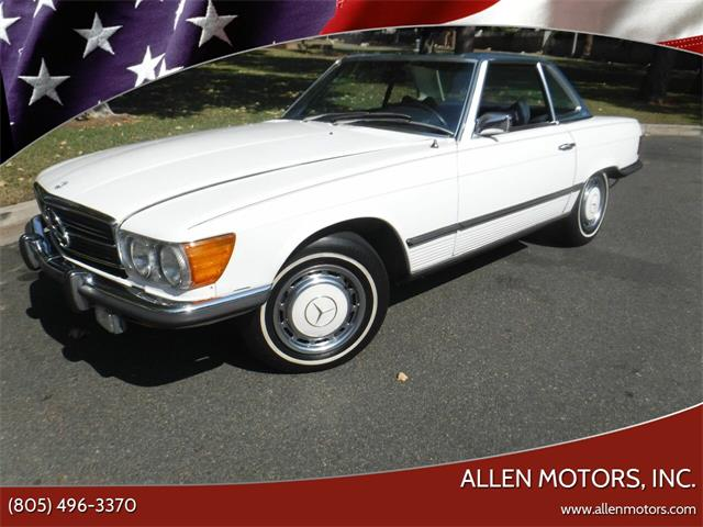 1973 Mercedes-Benz 450SL (CC-1426852) for sale in Thousand Oaks, California