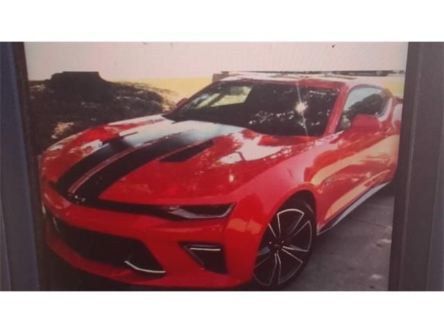 2018 Chevrolet Camaro SS (CC-1426853) for sale in Gray Court, South Carolina