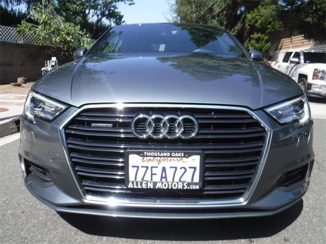 2017 Audi A3 (CC-1426854) for sale in Thousand Oaks, California