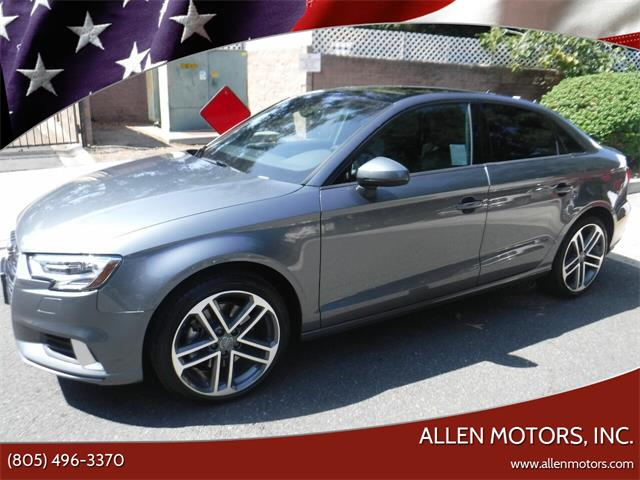 2017 Audi A3 (CC-1426854) for sale in Thousand Oaks, California