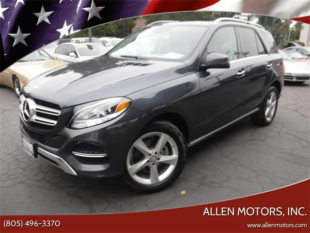 2016 Mercedes-Benz GL-Class (CC-1426855) for sale in Thousand Oaks, California