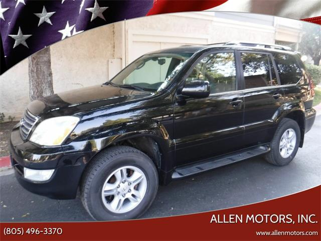 2004 Lexus GX470 (CC-1426856) for sale in Thousand Oaks, California