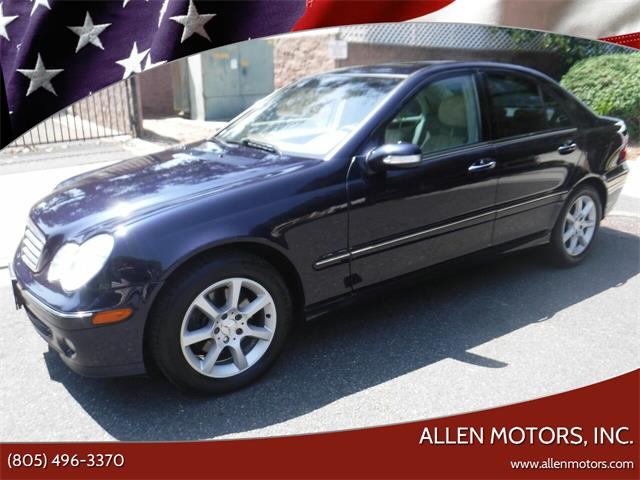 2007 Mercedes-Benz C-Class (CC-1426857) for sale in Thousand Oaks, California