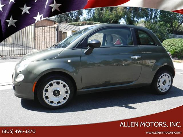 2012 Fiat 500L (CC-1426858) for sale in Thousand Oaks, California