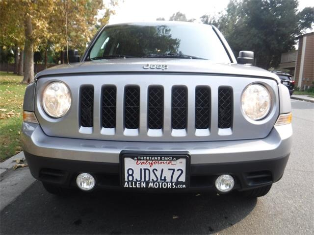 2017 Jeep Patriot (CC-1426859) for sale in Thousand Oaks, California