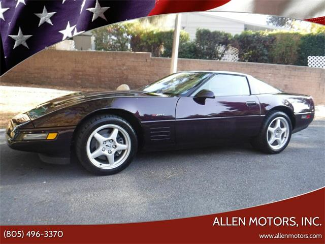 1994 Chevrolet Corvette (CC-1426863) for sale in Thousand Oaks, California