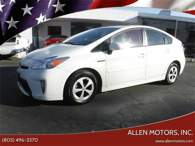 2015 Toyota Prius (CC-1426874) for sale in Thousand Oaks, California