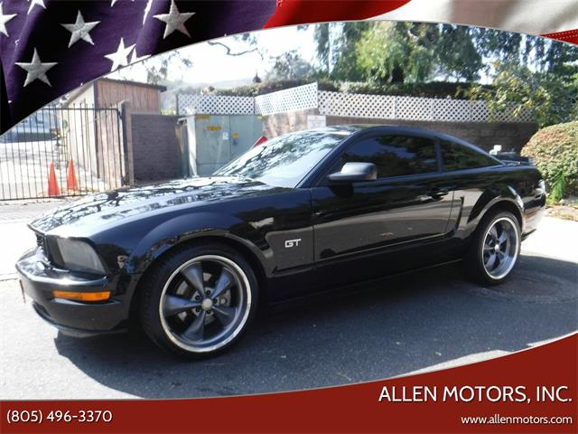 2007 Ford Mustang (CC-1426875) for sale in Thousand Oaks, California