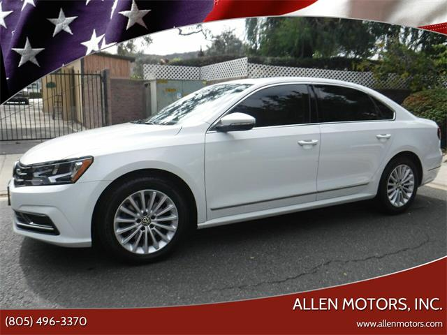 2017 Volkswagen Passat (CC-1426877) for sale in Thousand Oaks, California