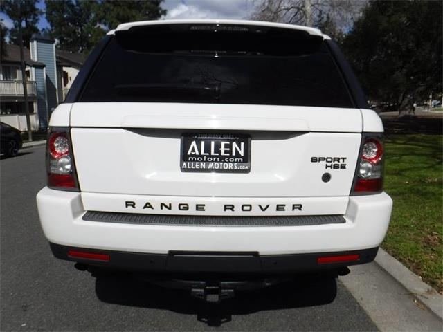 2010 Land Rover Range Rover Sport (CC-1426882) for sale in Thousand Oaks, California