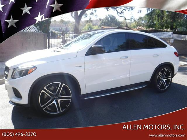 2019 Mercedes-Benz GL-Class (CC-1426885) for sale in Thousand Oaks, California