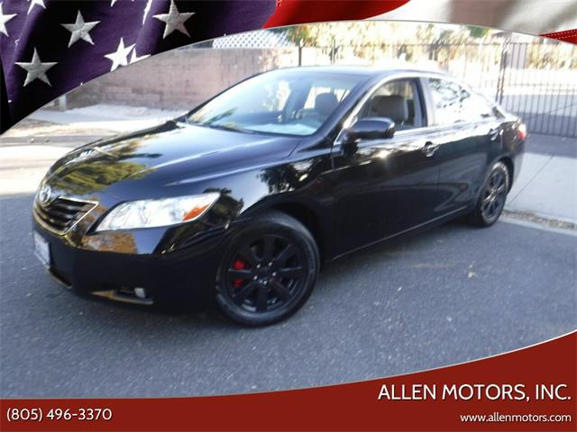 2007 Toyota Camry (CC-1426886) for sale in Thousand Oaks, California