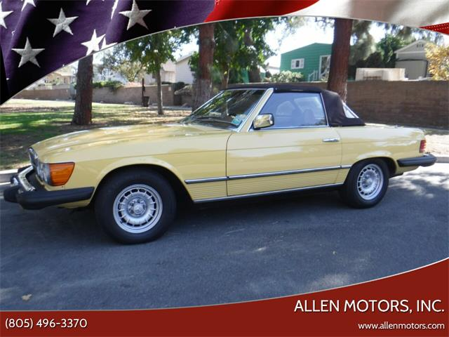 1979 Mercedes-Benz 450SL (CC-1426891) for sale in Thousand Oaks, California