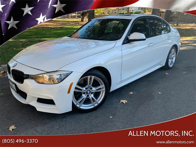 2013 BMW 3 Series (CC-1426895) for sale in Thousand Oaks, California