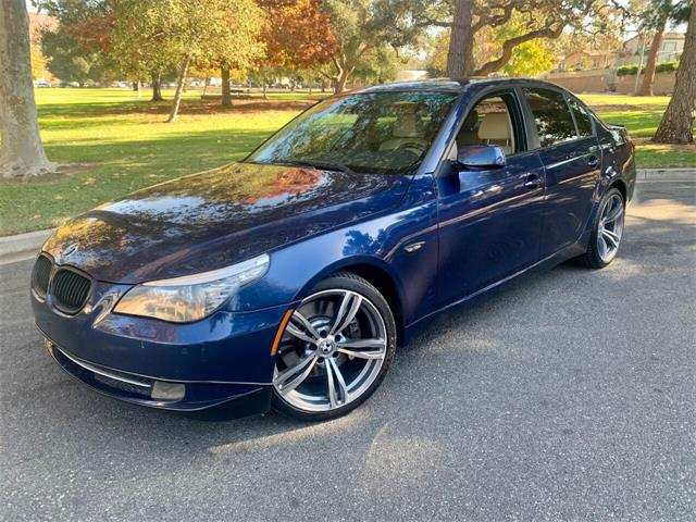 2008 BMW 5 Series (CC-1426896) for sale in Thousand Oaks, California