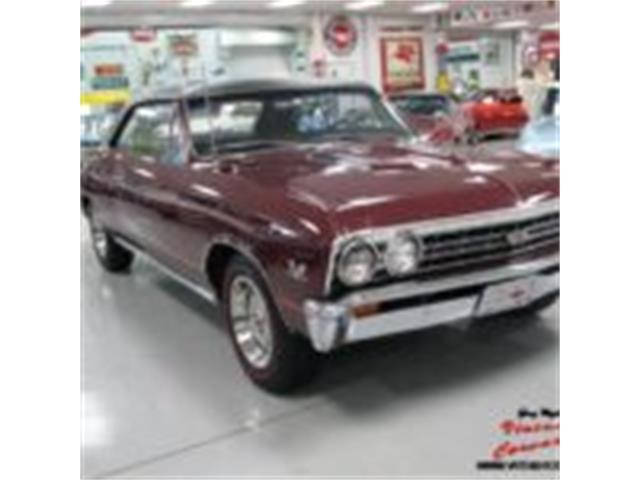 1967 Chevrolet Chevelle (CC-1426911) for sale in Summerville, Georgia