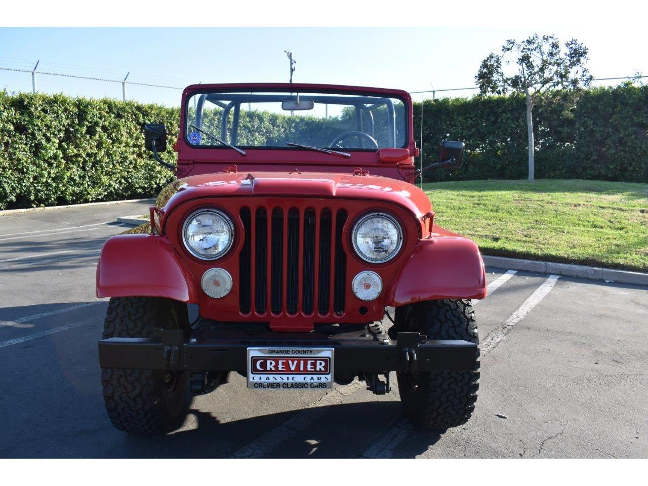 1972 Jeep CJ5 (CC-1420692) for sale in Costa Mesa, California