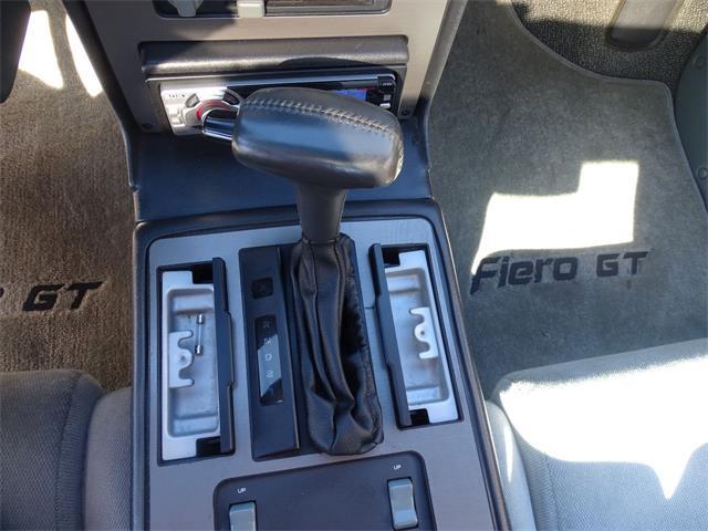 1986 Pontiac Fiero (CC-1426925) for sale in O'Fallon, Illinois