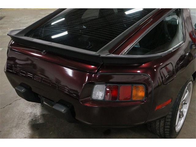 1986 Porsche 928 (CC-1426927) for sale in Kentwood, Michigan