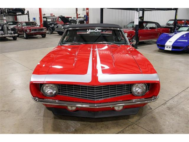 1969 Chevrolet Camaro (CC-1426940) for sale in Kentwood, Michigan