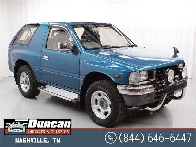 1995 Isuzu Mu (CC-1426948) for sale in Christiansburg, Virginia