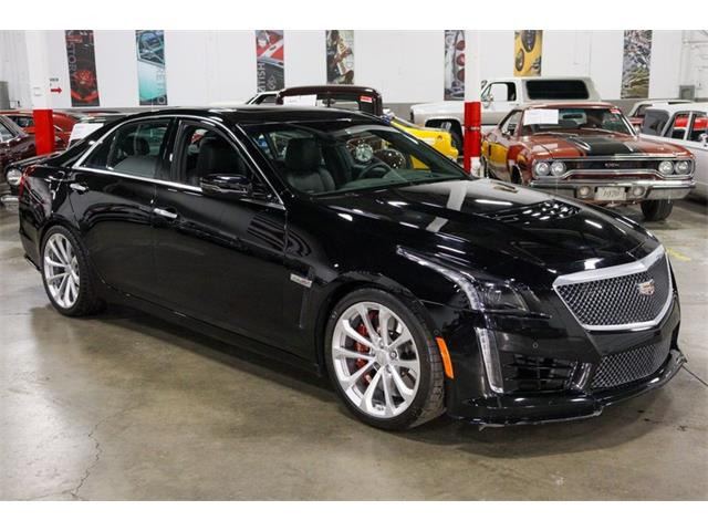 2018 Cadillac CTS (CC-1426949) for sale in Kentwood, Michigan