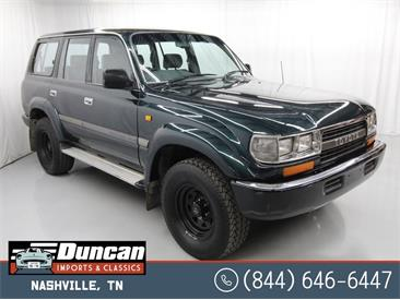 1994 Toyota Land Cruiser FJ (CC-1426951) for sale in Christiansburg, Virginia