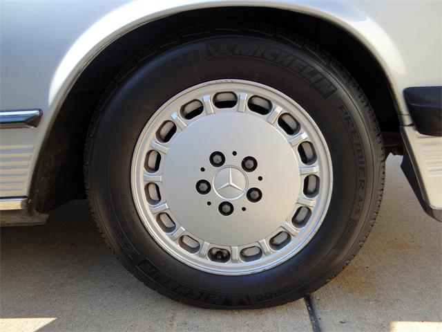 1976 Mercedes-Benz 450SL (CC-1426954) for sale in O'Fallon, Illinois