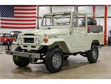1970 Toyota Land Cruiser FJ (CC-1426955) for sale in Kentwood, Michigan