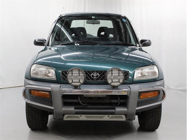 1995 Toyota Rav4 (CC-1426956) for sale in Christiansburg, Virginia