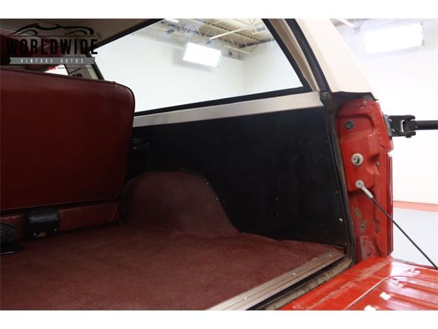 1985 Ford Bronco (CC-1426963) for sale in Denver , Colorado